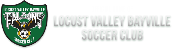 Locust Valley Bayville Soccer Club Logo